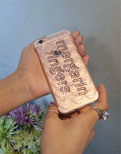 heart embo iphone-case