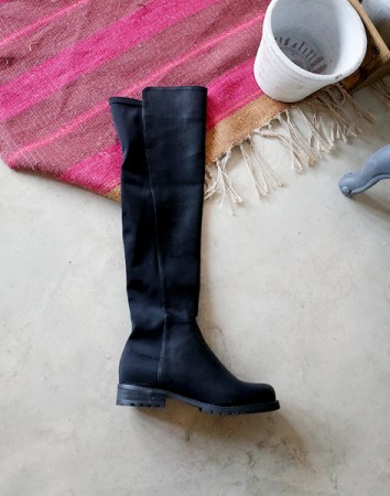 touch skinny high-boots【再入荷】
