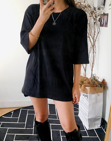admire layered long-t