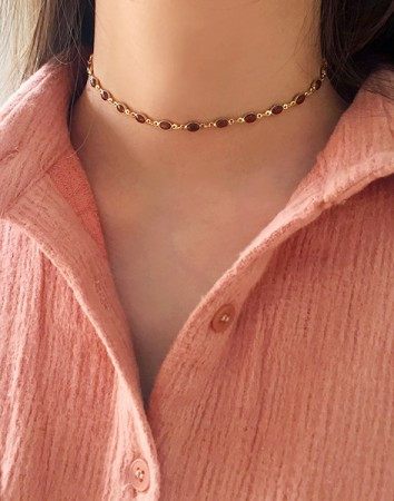 octet soybean choker-N