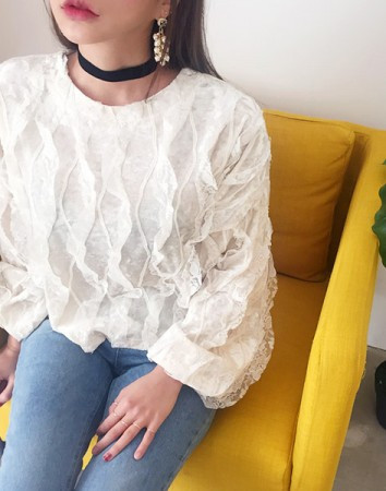 cordial lace wave-t