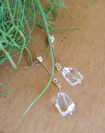 spell gold quartz-E