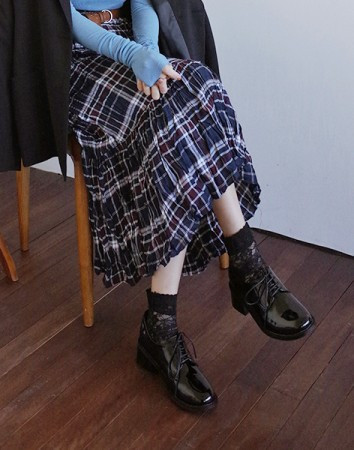 earn lace up-loafer