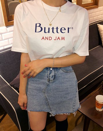 butter jam typo-t